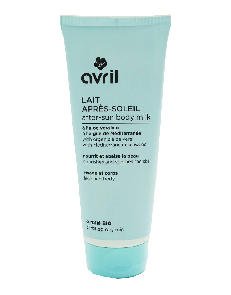 Avril after sun body milk 200ml - 00730