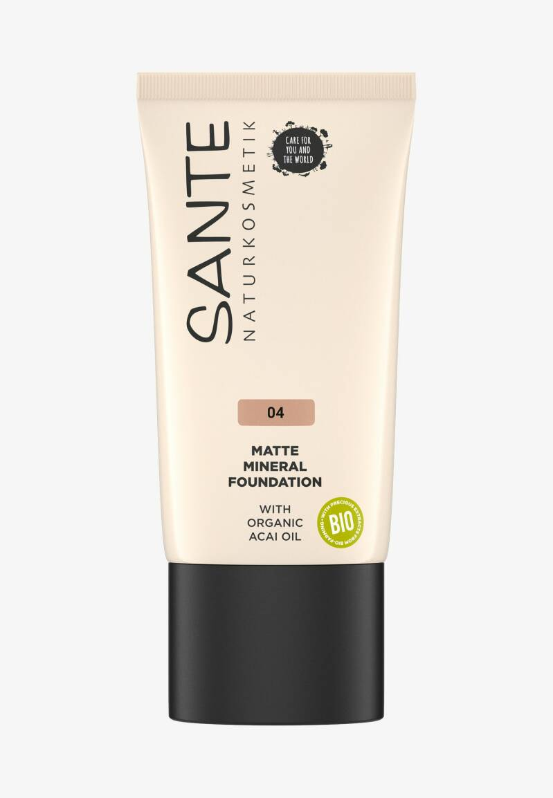Sante matte mineral foundation cool fawn 30ml