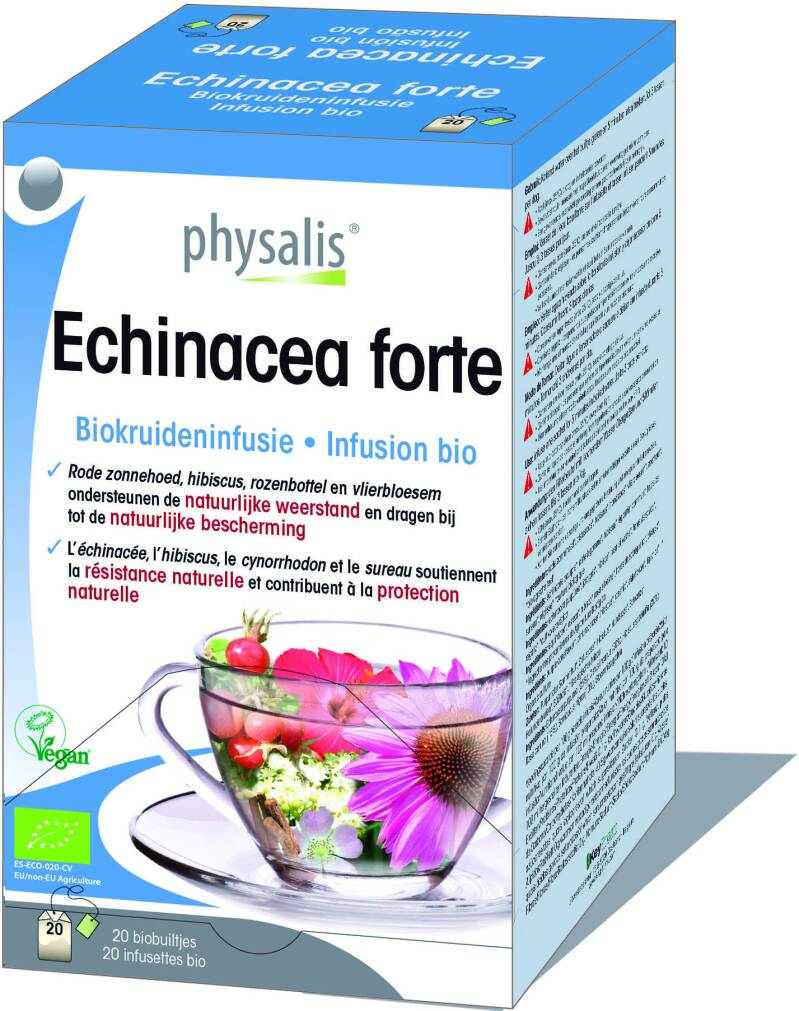 Physalis echinacea forte thee 20st - 10187