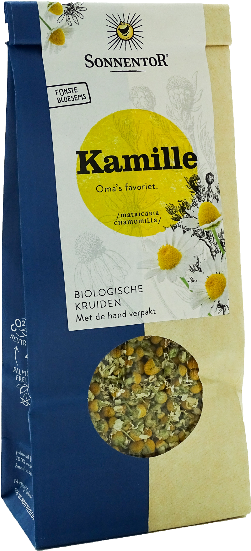 Sonnentor Kamille thee los 50g - 00206