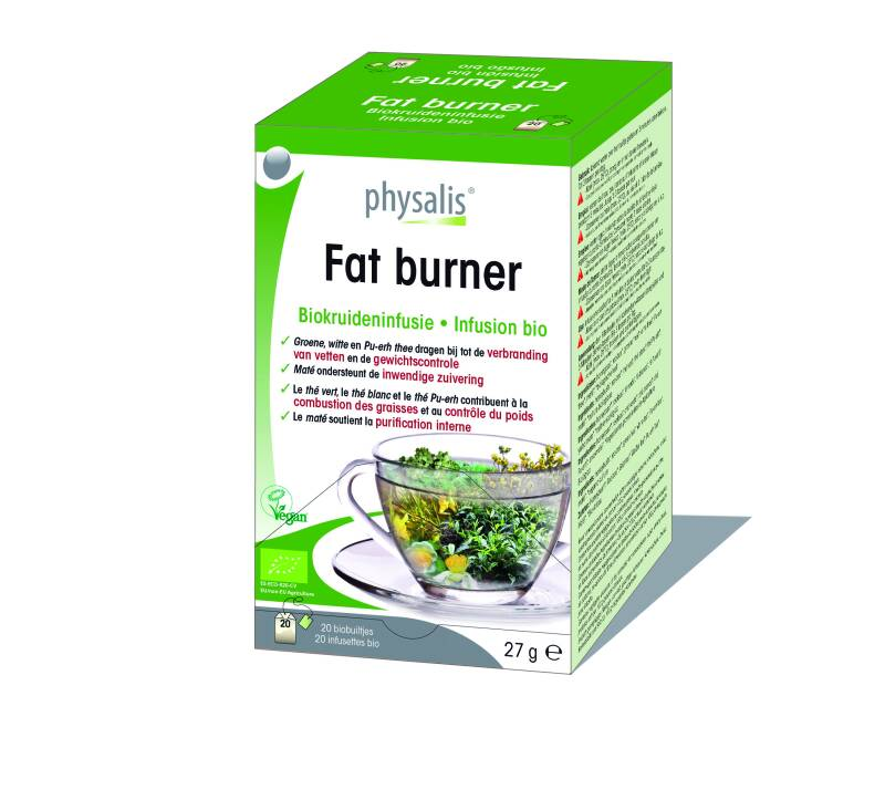 Physalis fat burner thee bio 20st - 10336