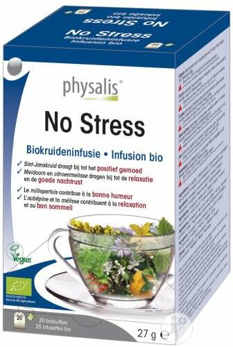 Physalis no stress bio thee 20st - 13331