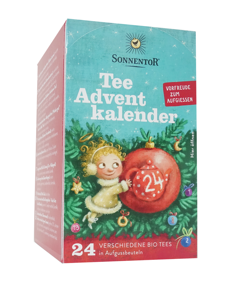 Sonnentor Advent Kalender thee 24st - 25448