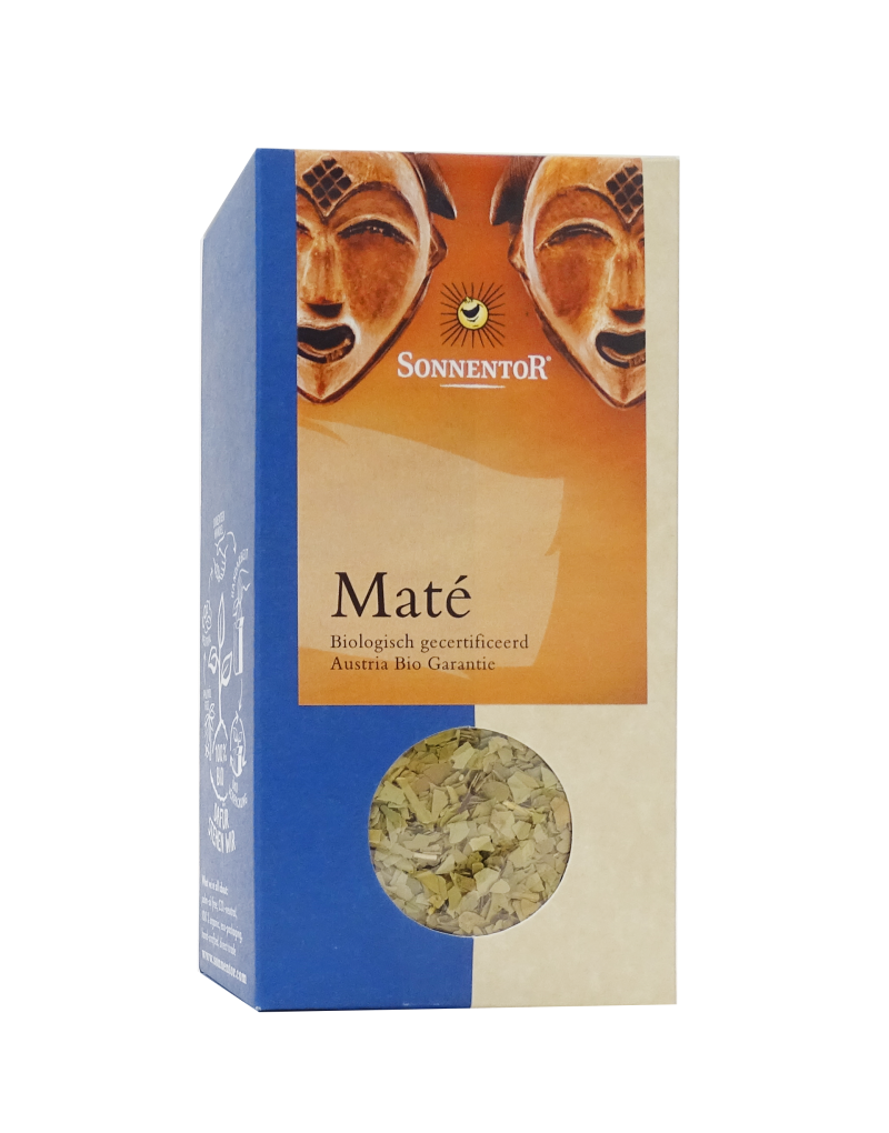 Sonnentor Mate thee los 90g - 00237