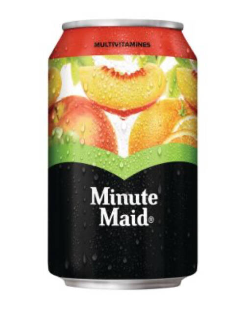 minute maid multivruchtensap 33cl