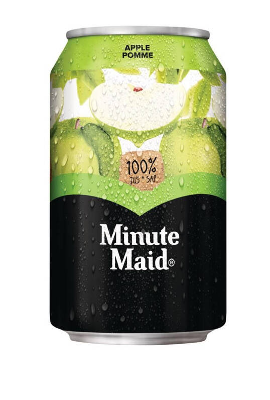 minute maid appelsap 33cl