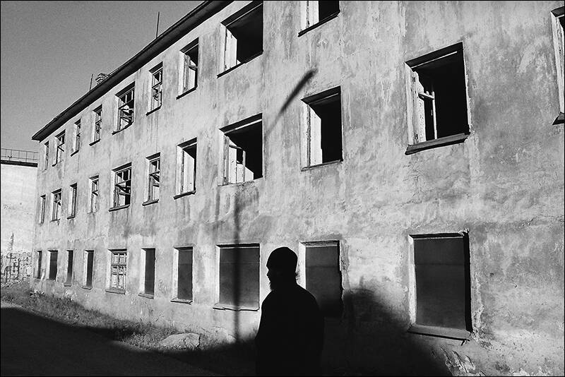 CHUKOTKA - SHADOWS IN THE CUKCHI MIDDAY
