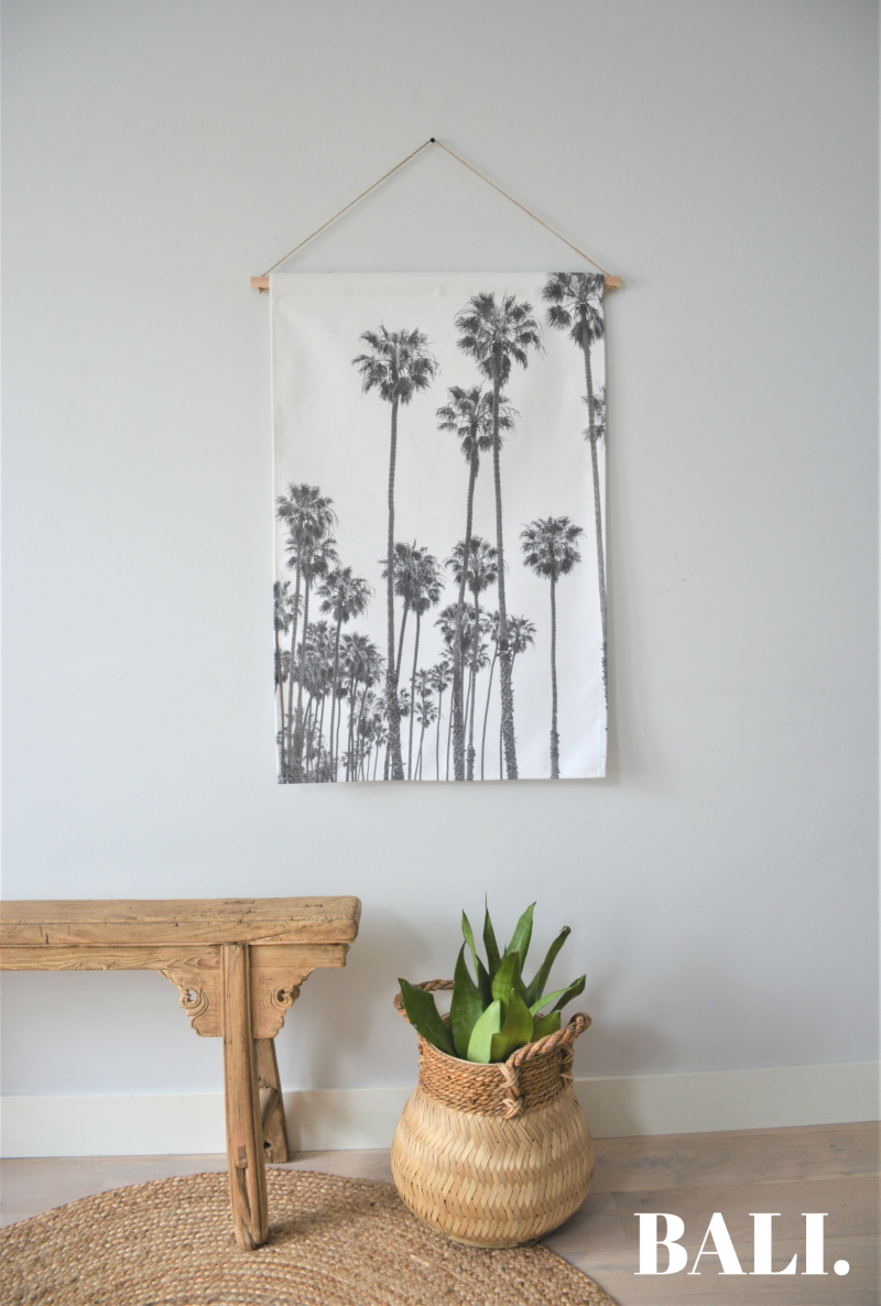Wandkleed | Little Palmtrees
