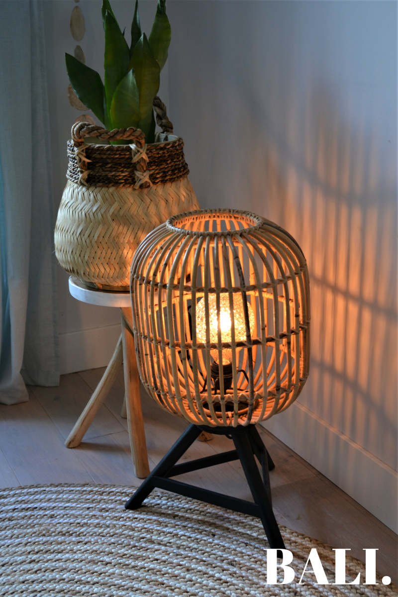 Bamboe lamp | Made in Indonesia