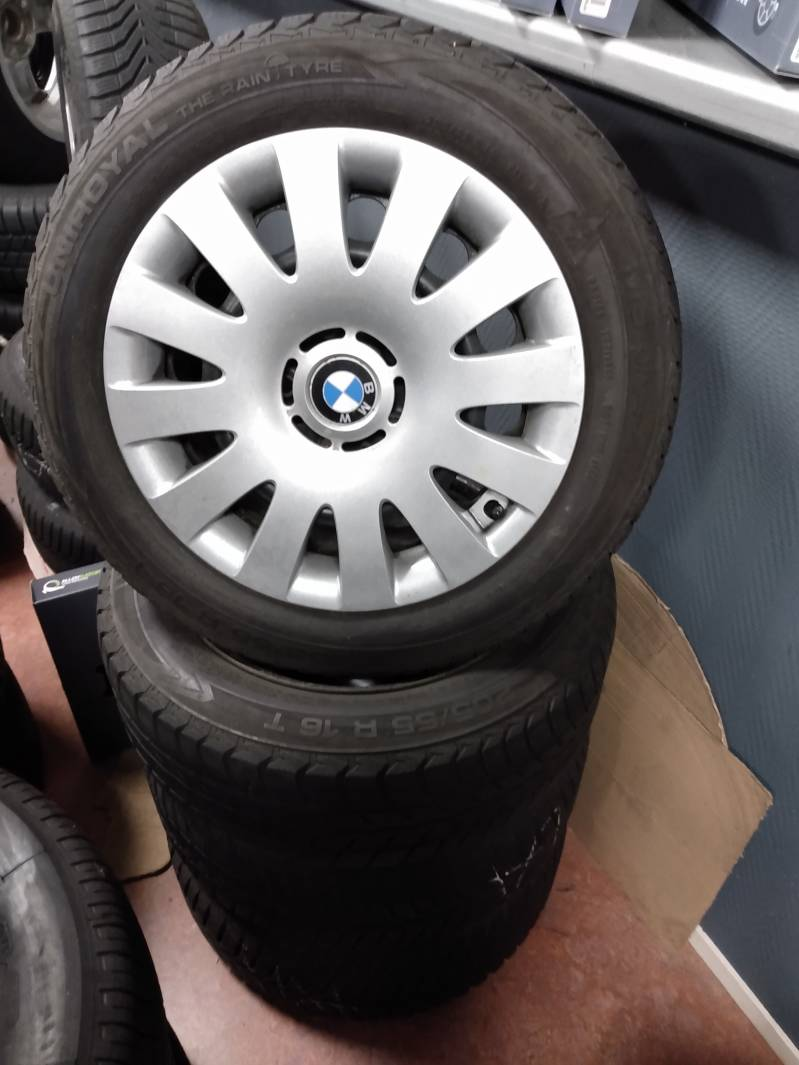 Winterset BMW Staal 16 inch