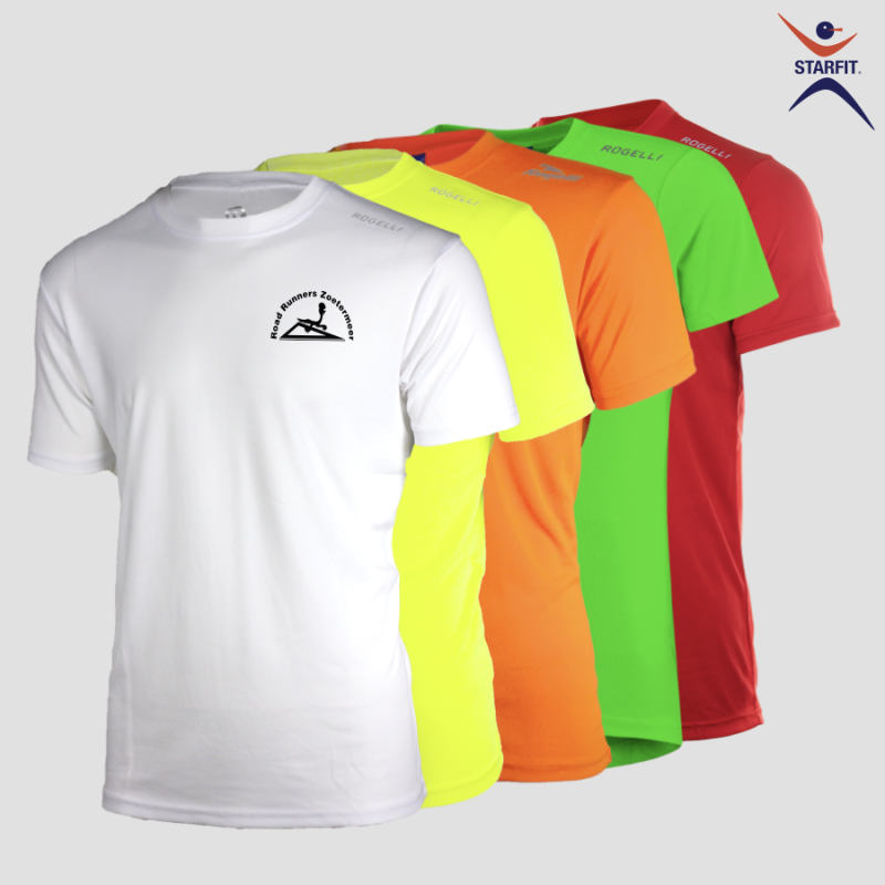 Heren Roadrunners Color Shirt Light