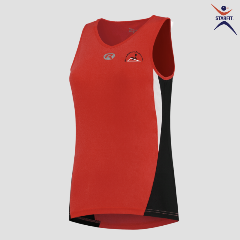 Dames Roadrunners Club Singlet
