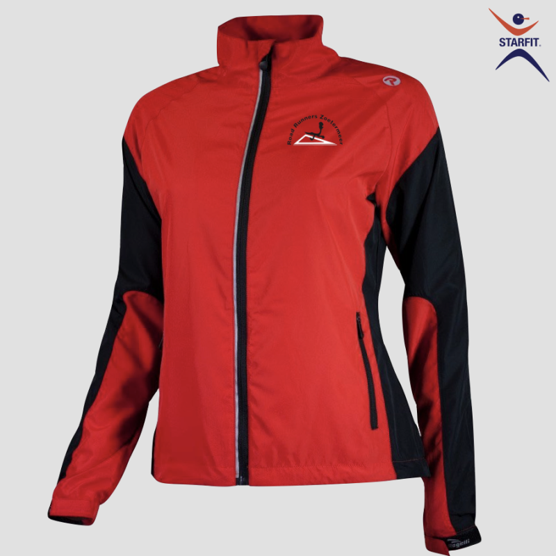 Dames Roadrunners Club Jacket