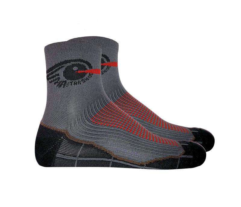Anatomic Customised Sportsocks Grey