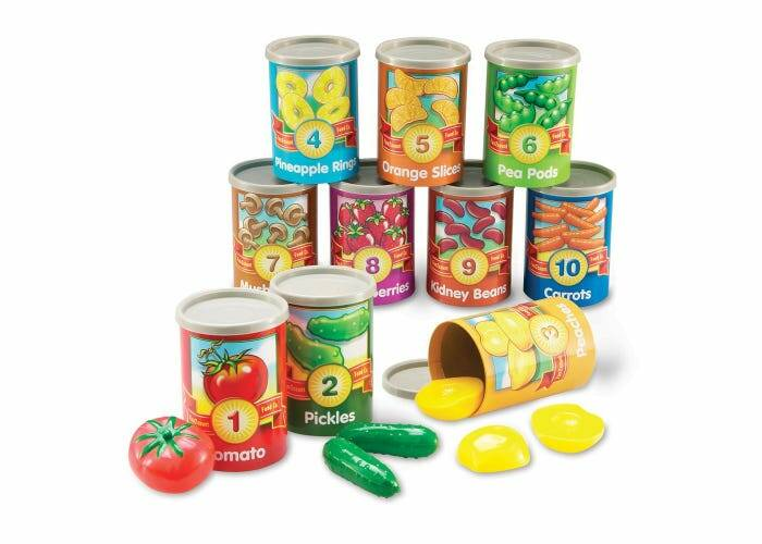 Telblikken Counting Cans Learning Resources
