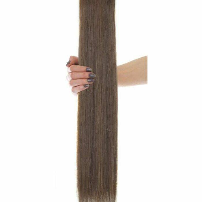 Gold Double Weft - Ashed Brown