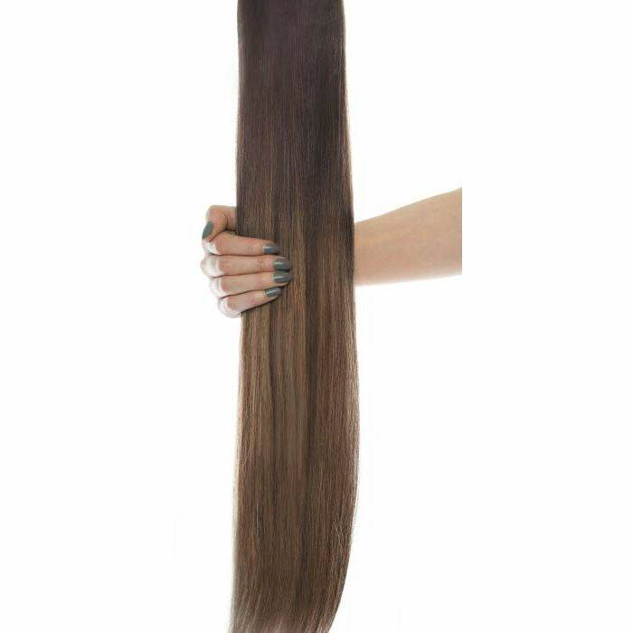 Celebrity Choice® - Weft Hair Extensions - Brond'mbre