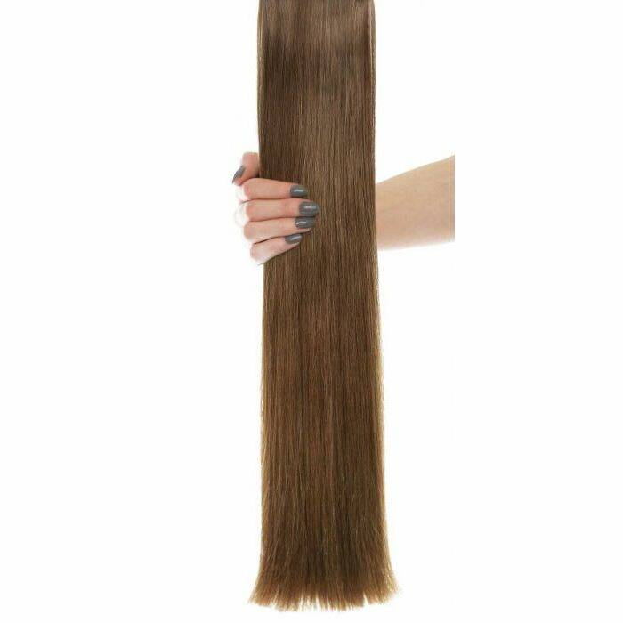 Flawless Choice® - Weft Hair Extensions - Golden Brown