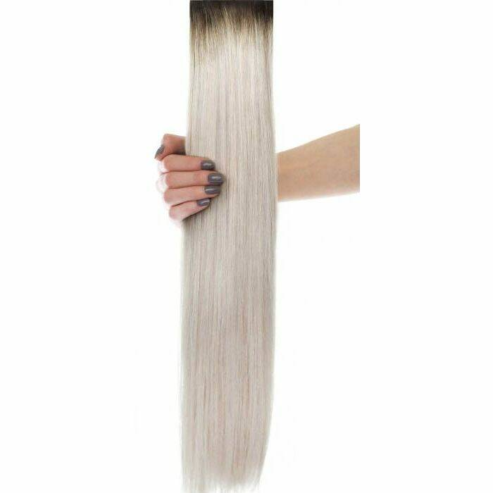 Gold Double Weft - Arctic Blonde