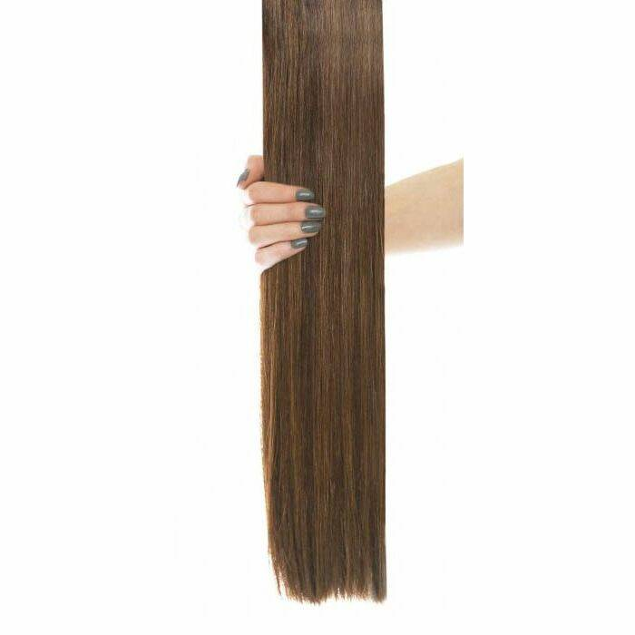 Flawless Choice® - Weft Hair Extensions - Chocolate