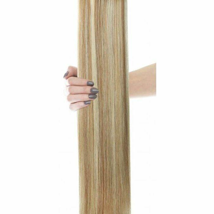 Flawless Choice® - Weft Hair Extensions - Dirty Blonde
