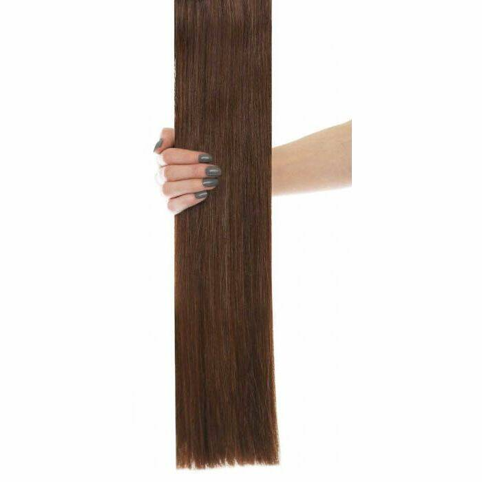 Flawless Choice® - Weft Hair Extensions - Hot Toffee