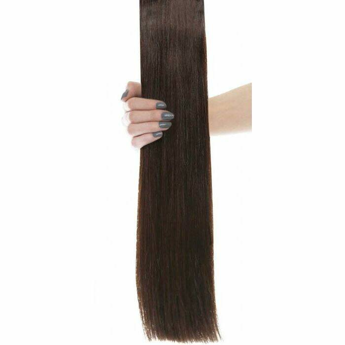 Flawless Choice® - Weft Hair Extensions - Raven
