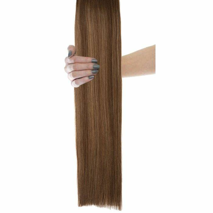 Celebrity Choice® - Weft Hair Extensions - Caramelized