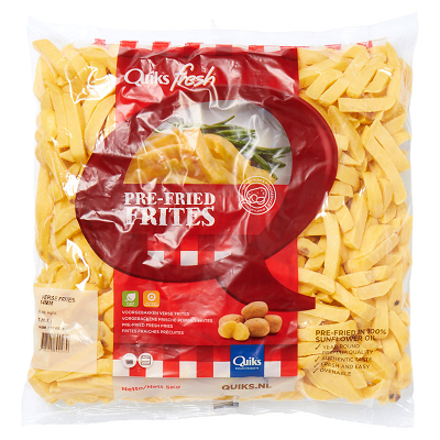 Verse friet 14mm Quicks - 5kg
