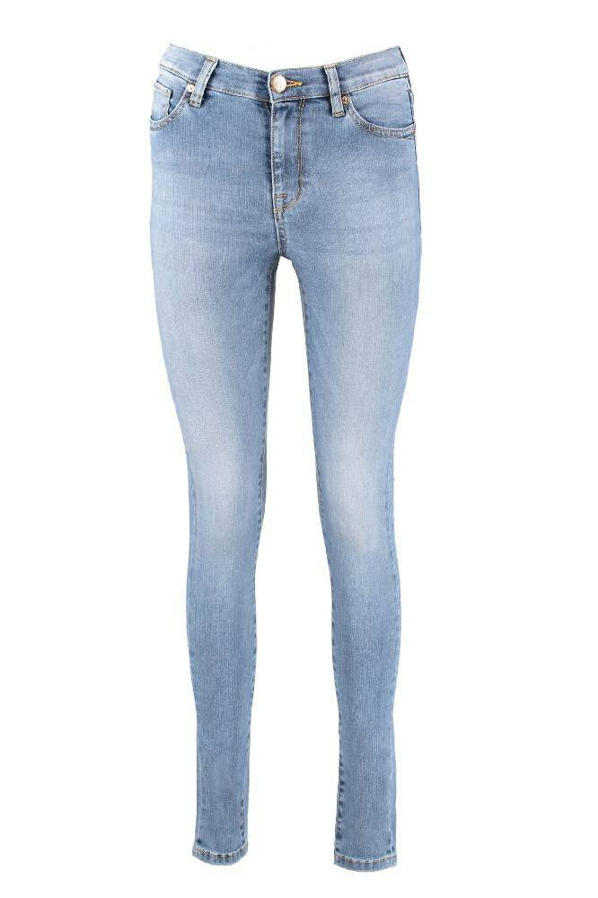 YELLOW BLUE - Jeans New Soph
