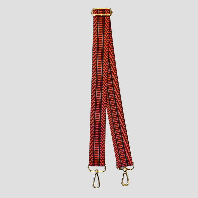 PiNNED by K strap red