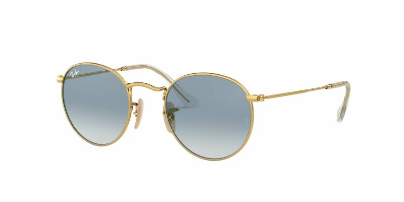 RAY-BAN RB3447 ROUND METAL 001/3F