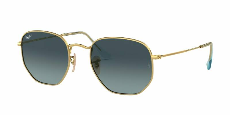 RAY-BAN RB3548N HEXAGONAL 9123/3M