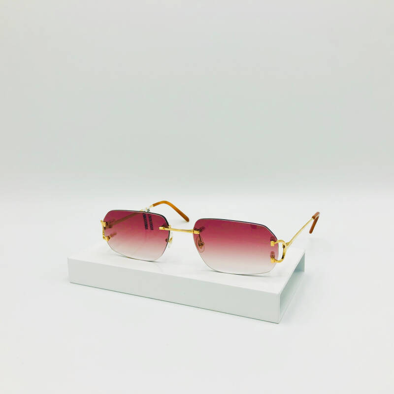 Cartier CT0092O Piccadilly (Customized)