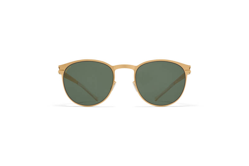 MYKITA NO1 Weston Frosted Gold Polarised
