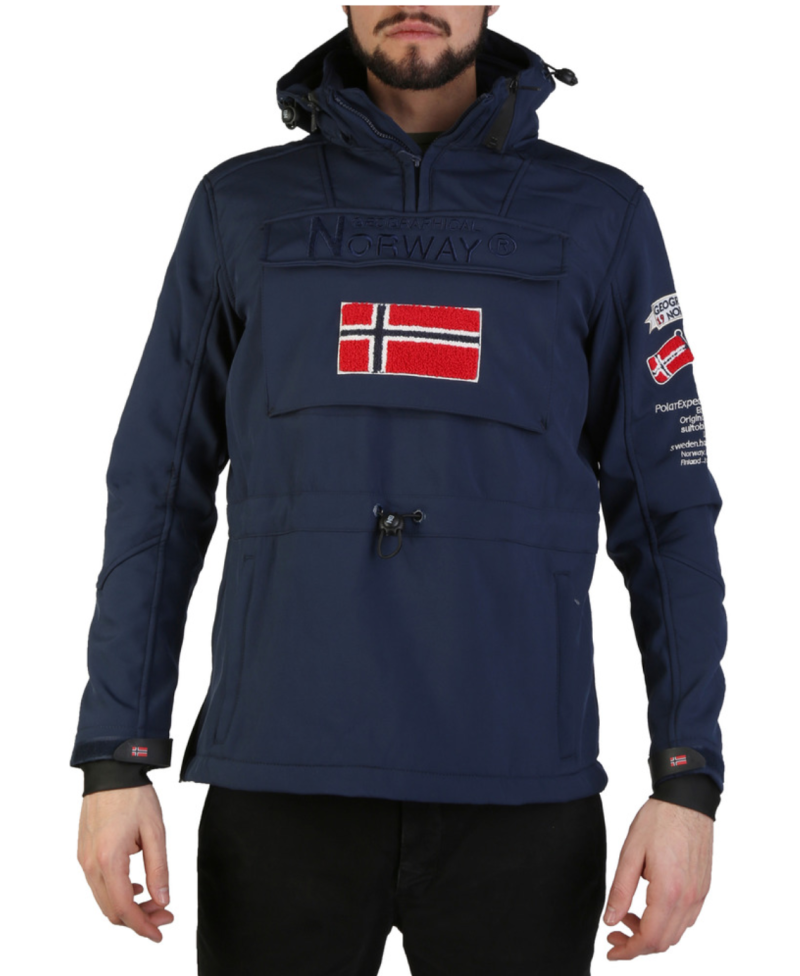 Geographical norway jas