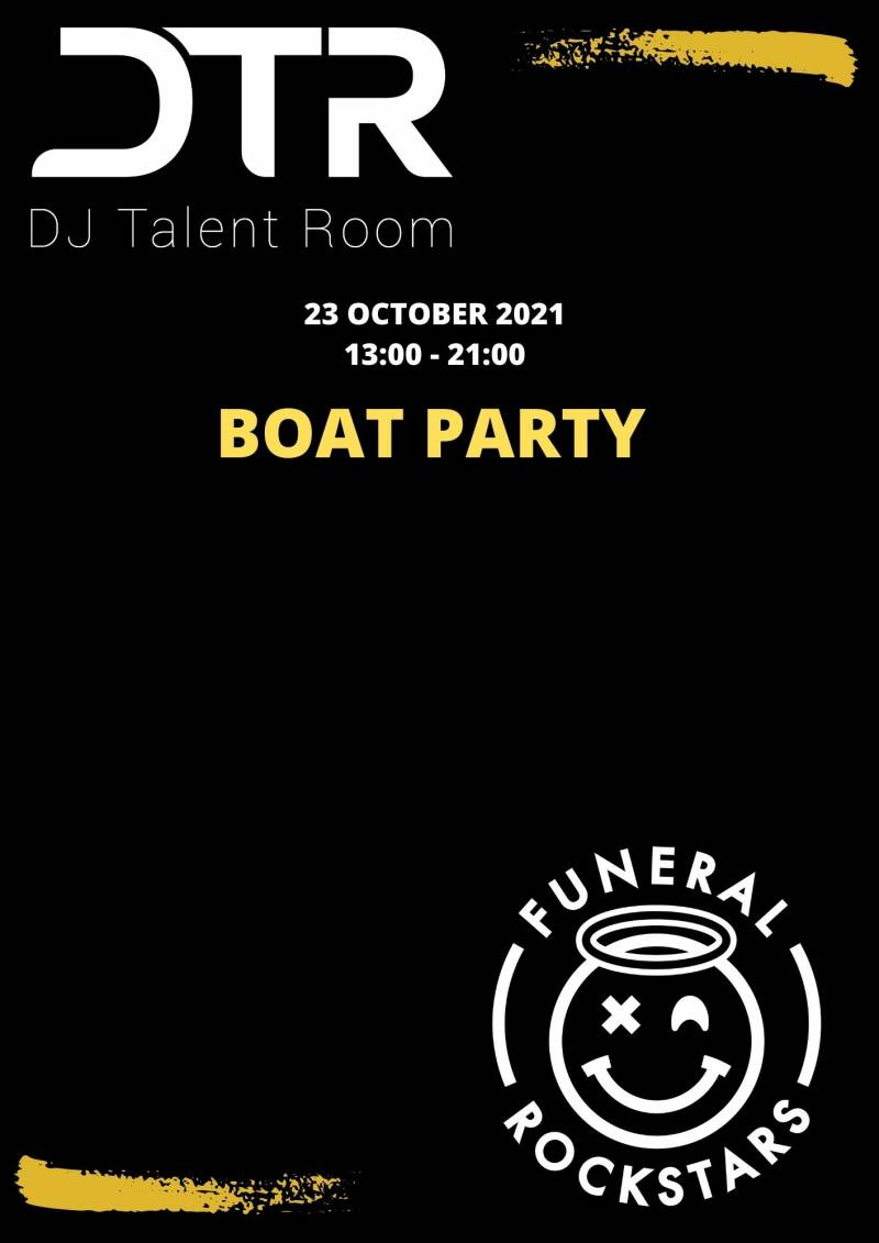 TICKET BOATPARTY