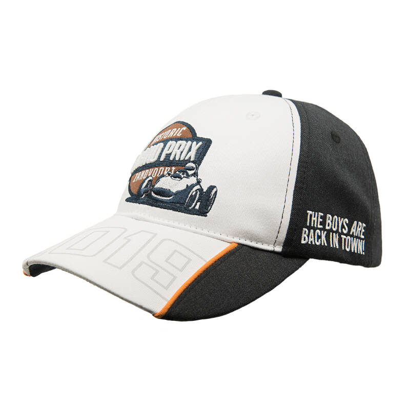 HGP 2019 8th Edition Official Hat - Grey/White (HGPPT004GR)