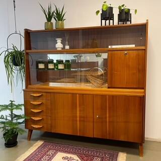 Vintage buffetkast, highboard