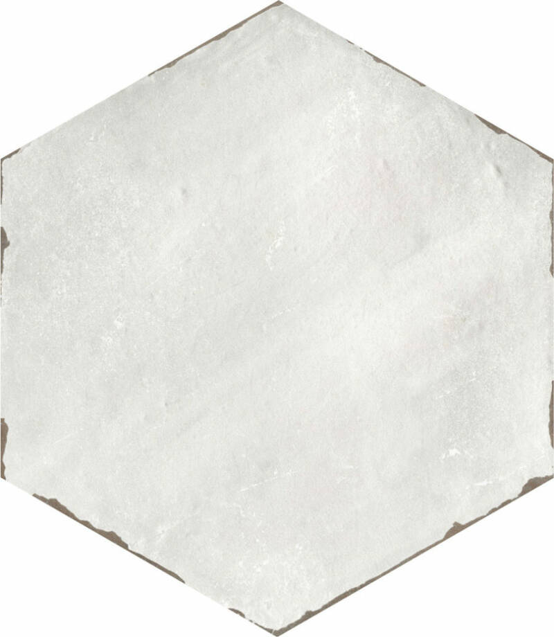 Hexagon tegel Capri Grey 14x16 cm