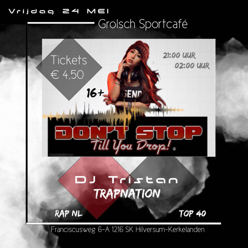 Tickets Trapnation DSTYD 3rd Edition 2019