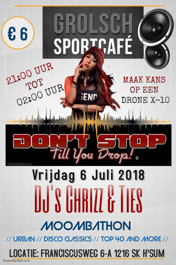 Tickets Chrizz & Ties DSTYD 2nd Edition 2018