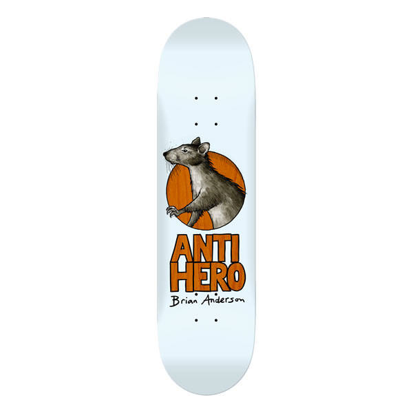 Anti Hero Skateboards Brian Anderson - Scavengers