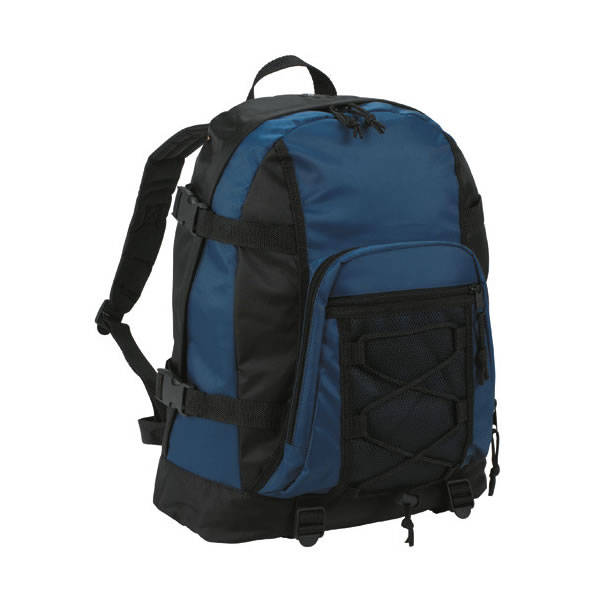 Backpack Sport - Navy Blue