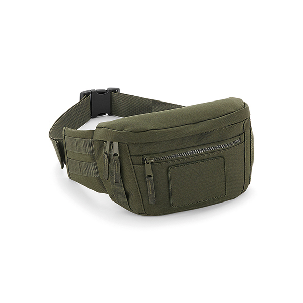 BagBase Molle Utility Waistpack - Army green