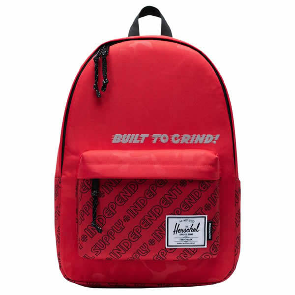 Independent for Herschel Supply Red Backpack