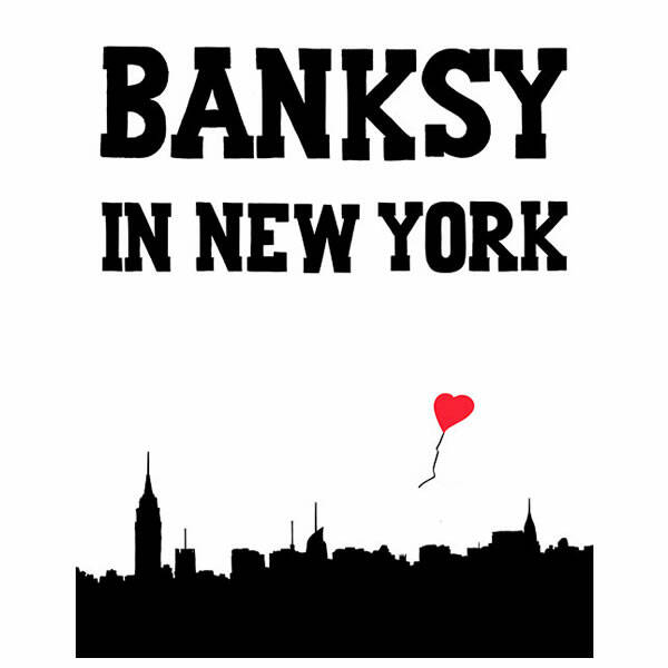Banksy In New York - Multicolored Book