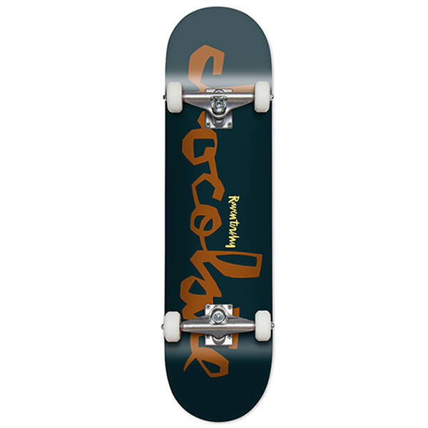 Chocolate Complete Skateboard - Raven Tershy Chunk 8""