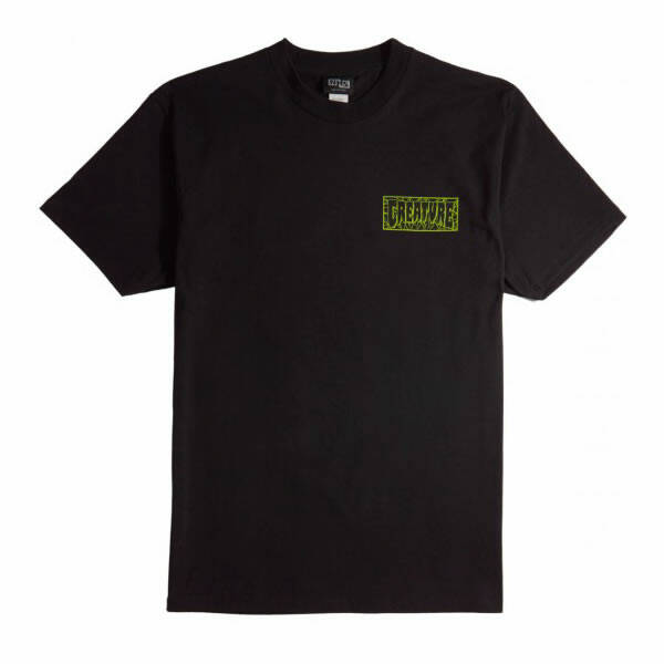 Creature Ligaments T-Shirt - Black