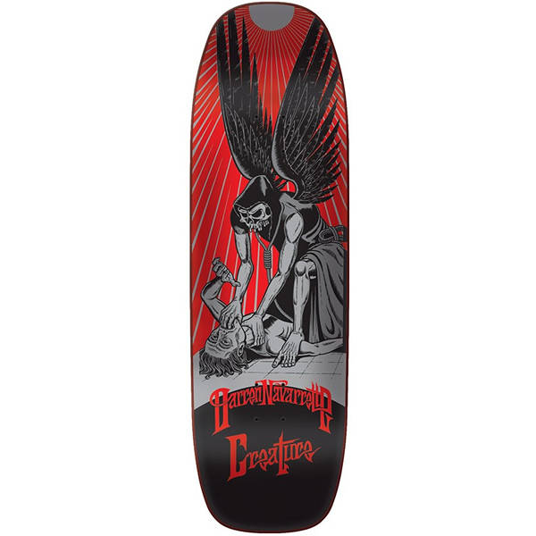 Creature Navarrette Angel of Death Skateboard Deck